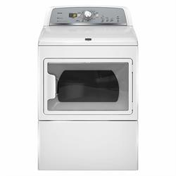 MAYTAG 7.4 cu. ft. BRAVOS HE ELECTRIC DRYER MEDX700XW1 Image
