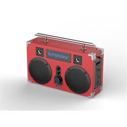 BUMPBOXX ULTRA BLUETOOTH BOOMBOX (RED) ULTRA RED Image