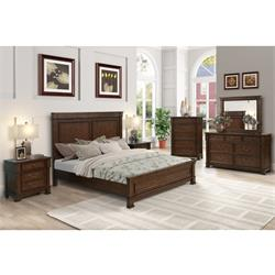 NEW CLASSIC 5PC QUEEN BEDROOM SET (PROVIDENCE) B642-40,50,60,310,320,330 Image